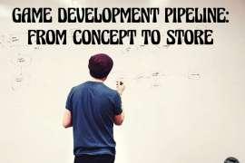 Game development pipeline