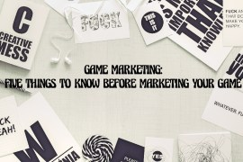marketing your game