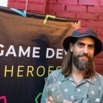 Thad Frogley - Management Winner - Game Dev Heroes 2018