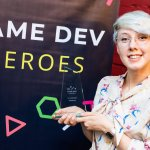 Anna Hollinrake - Art & Animation Winner - Game Dev Heroes 2018