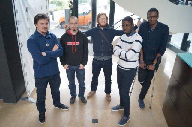TNT - L'équipe