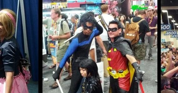 Comic-Con Header