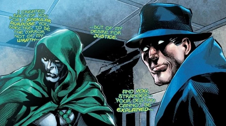 Comic Phantom Stranger