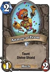 Hearthstone Annoy-o-Tron