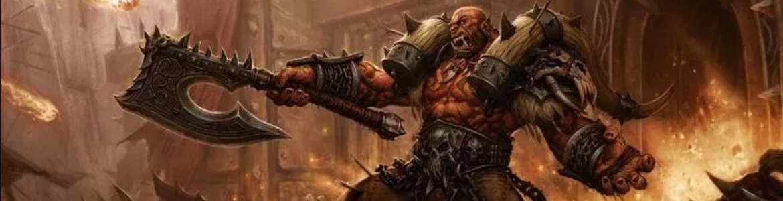 Hearthstone Arena Warrior
