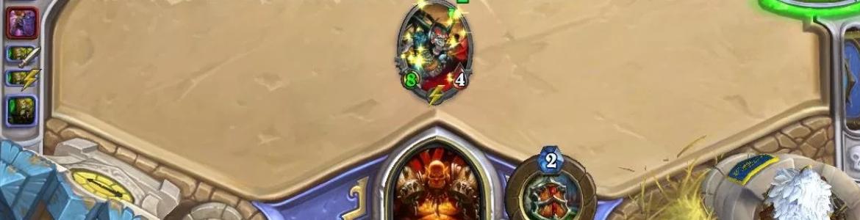 Hearthstone Barbarian Berserker