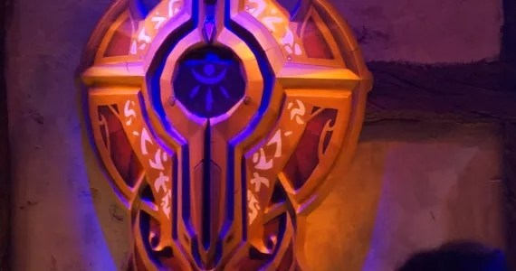 Hearthstone BlizzCon Shield