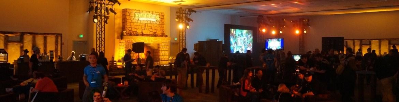 Hearthstone BlizzCon Tavern