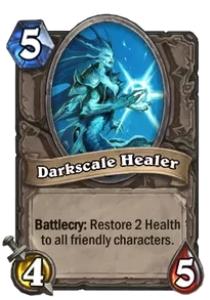 Hearthstone Darkscale Healer