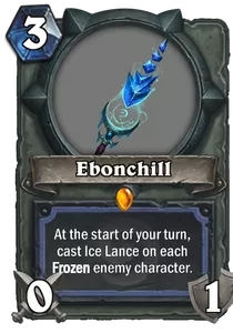 Hearthstone Ebonchill