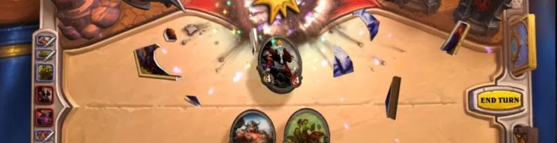 Hearthstone Free Rogue Win