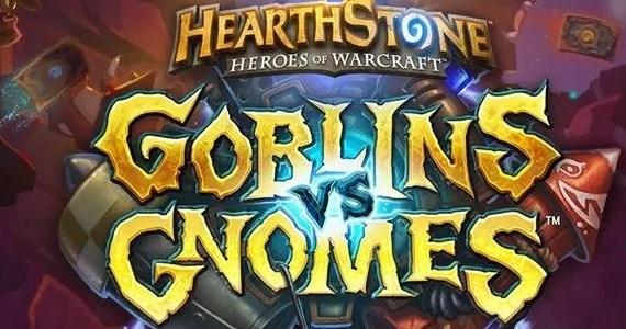 Hearthstone GvG Logo