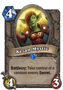 Hearthstone Kezan Mystic