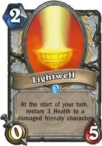 Hearthstone Lightwell