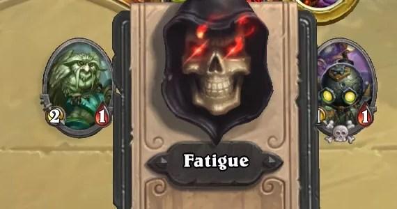 Hearthstone Mill Fatigue