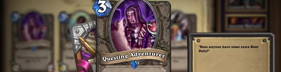 Hearthstone Noob Adventurer