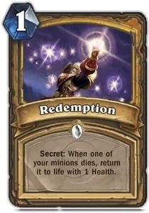 Hearthstone Redemption