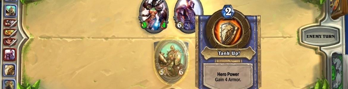 Hearthstone Taunt Joust