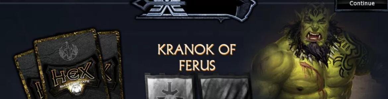 Hex Orc Kranok