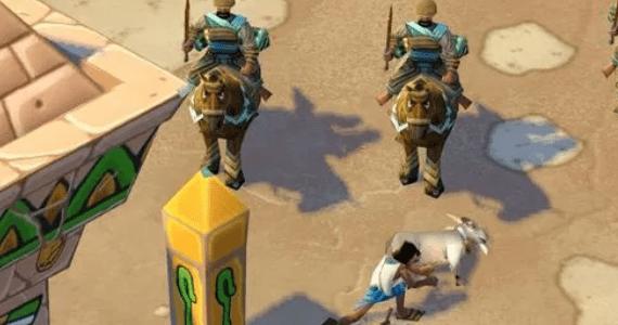Age of Empires Online Egypt Goat