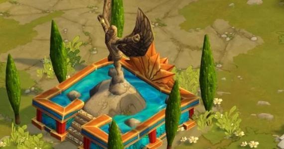 Age of Empires Crete Wonder