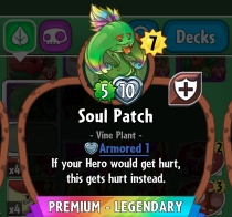 PVZ Soul Patch
