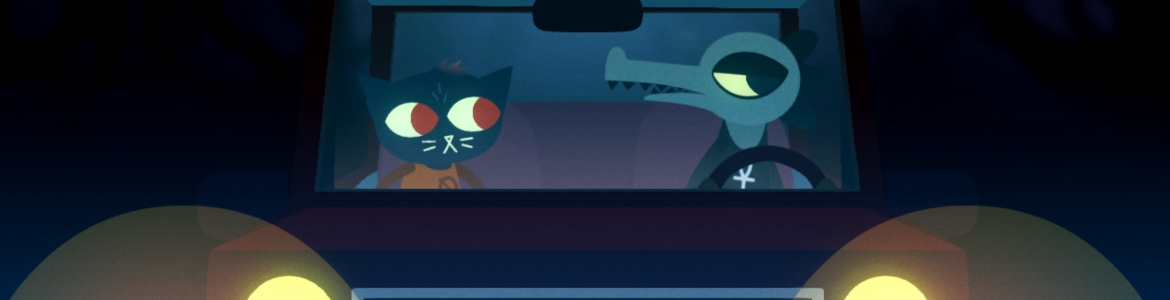 Night in the Woods Car