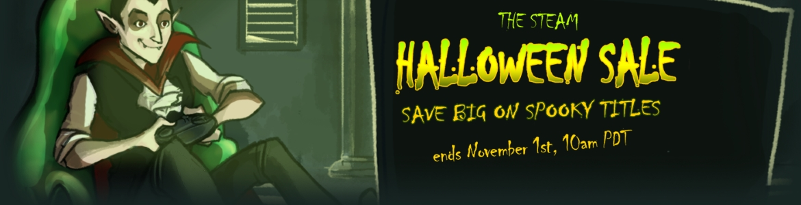 The Best Games of the Steam Halloween Sale 2017 – Game Diplomat