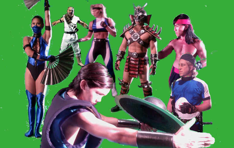 Pics from the Canceled Mortal Kombat HD Remake