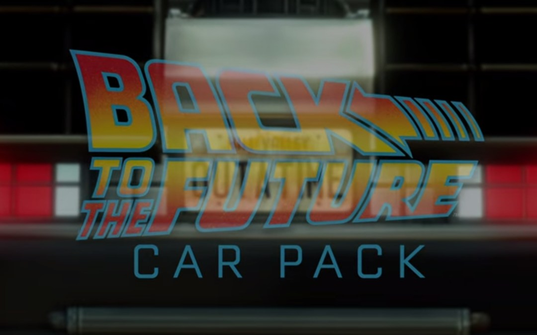 Rocket League is Sending us Back to the Future