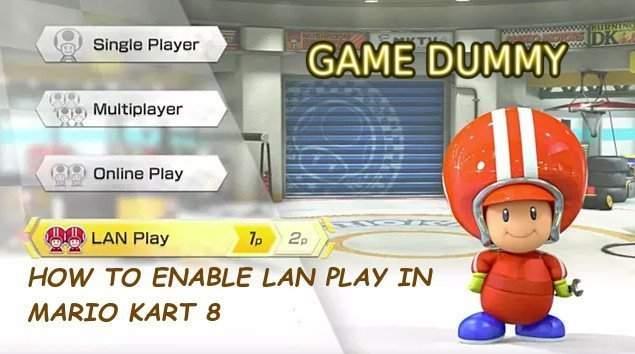 How to play a shared digital copy of Mario Kart 8 on 2 consoles