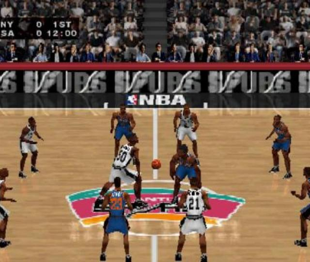 The Controls Are Good Once You Learn Them Besides All The Usual Controls You Can Force Your Player To Dunk Shoot A Layup Or A Hook Shot