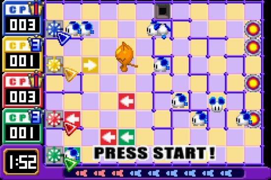 ChuChu Rocket! GBA ROM #3