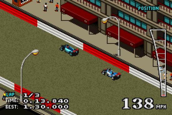 Driven GBA ROM #5