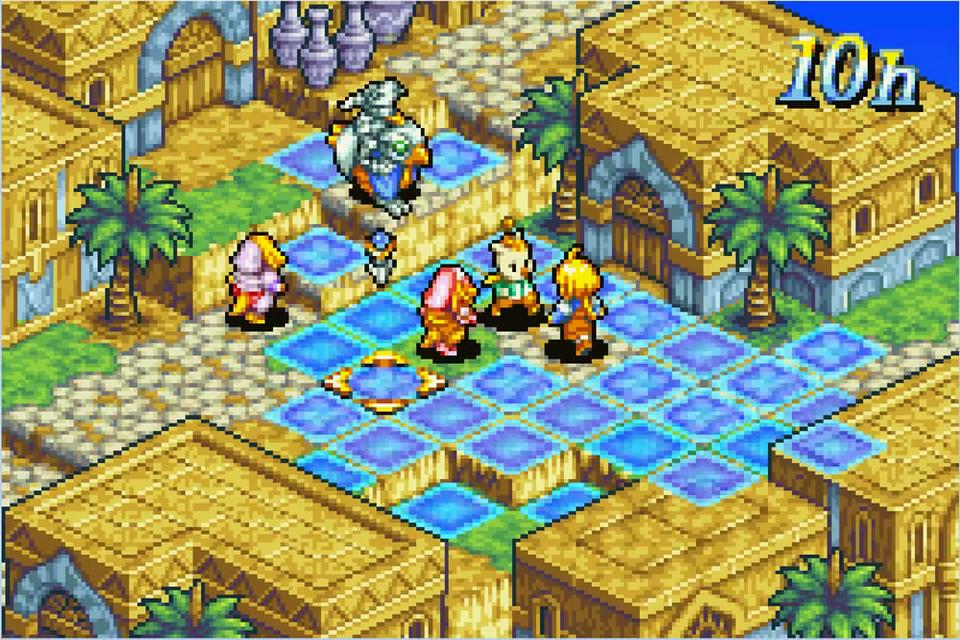 Final Fantasy Tactics Advance Download Game GameFabrique