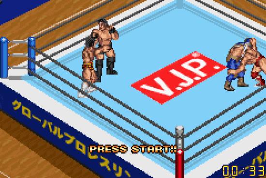 Fire Pro Wrestling 2