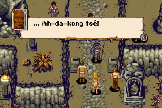 King Kong GBA ROM #10