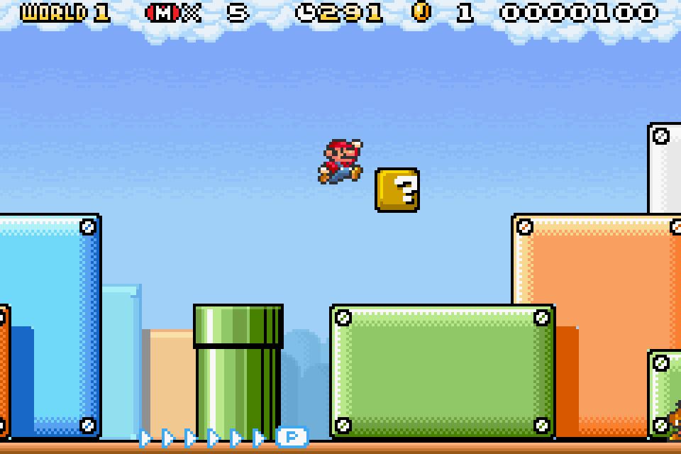 Super Mario Advance 4 Download Game GameFabrique