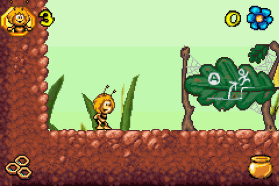 Bee Game GBA ROM #2