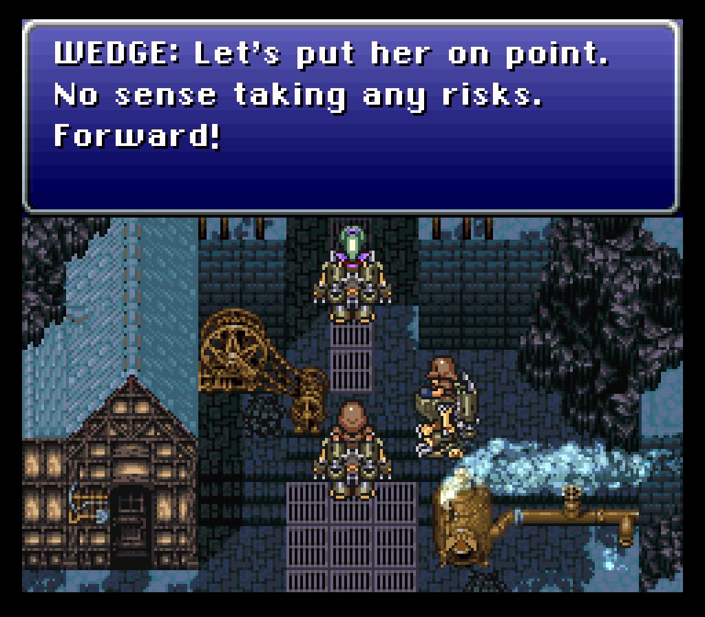 Final Fantasy III Screenshots GameFabrique