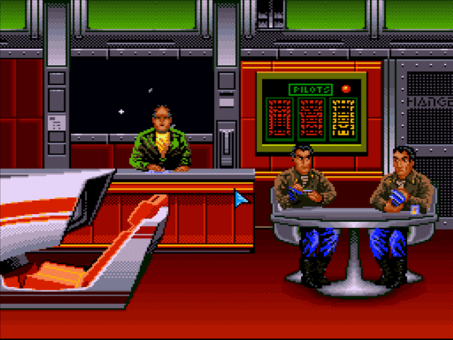 Image result for wing commander snes funeral