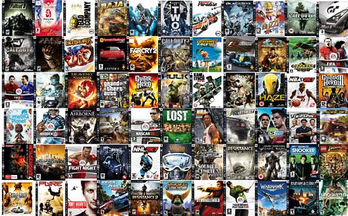 ps3 games collection   GameFans