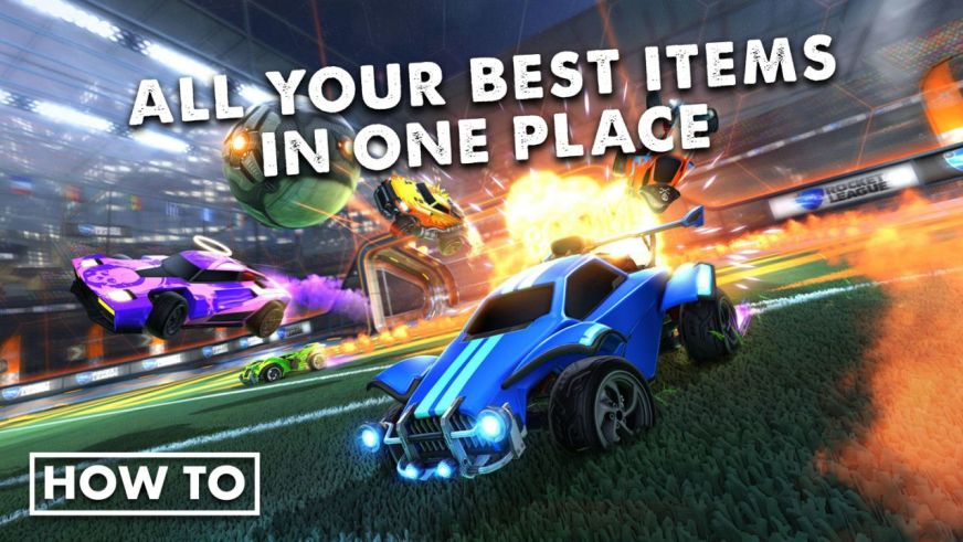 How to connect to Rocket League with your Epic Games ...