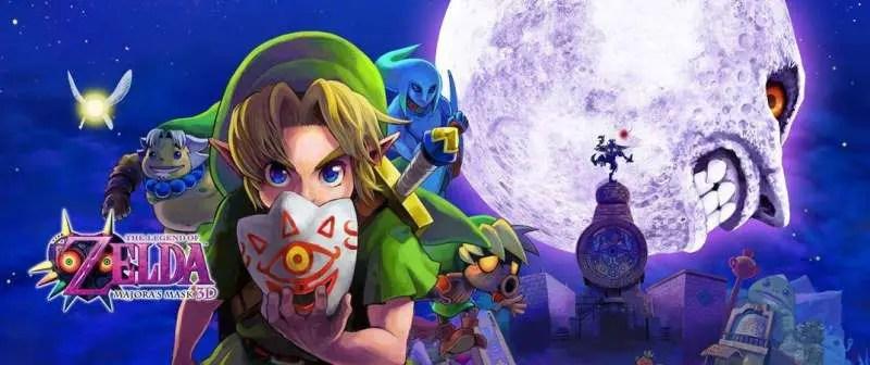Majoras Mask 3D - Banner