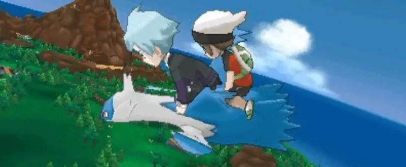 Pokemon Omega Ruby Alpha Sapphire - Soar