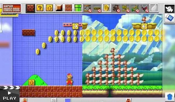 Mario Maker - 1