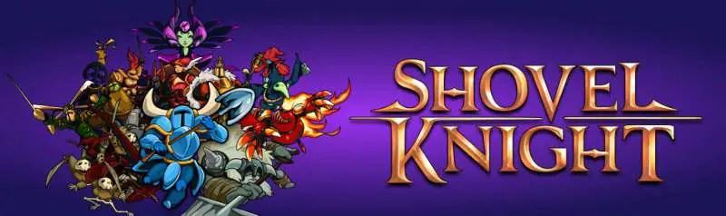 Shovel Knight - Banner 2