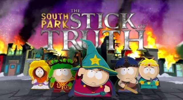 South Park Stick of Truth - Banner