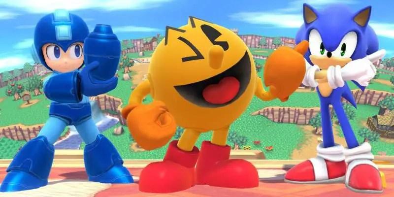 Super Smash Bros Wii U - ThirdParty