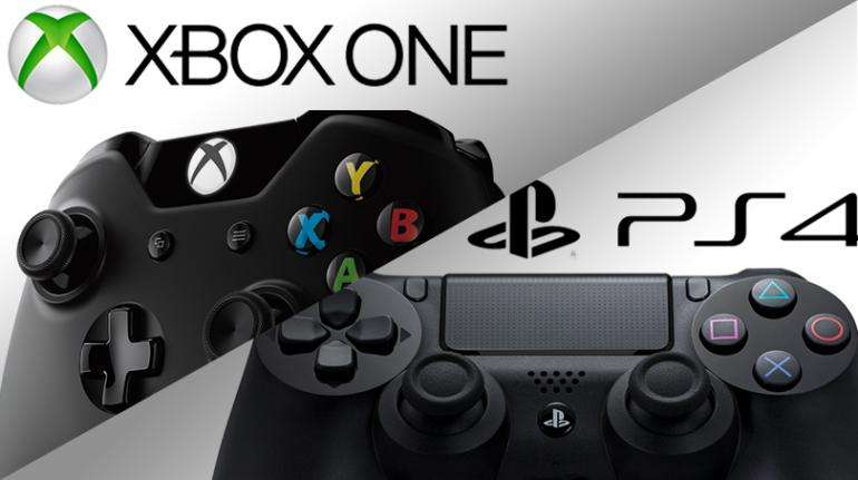 XB1 and PS4